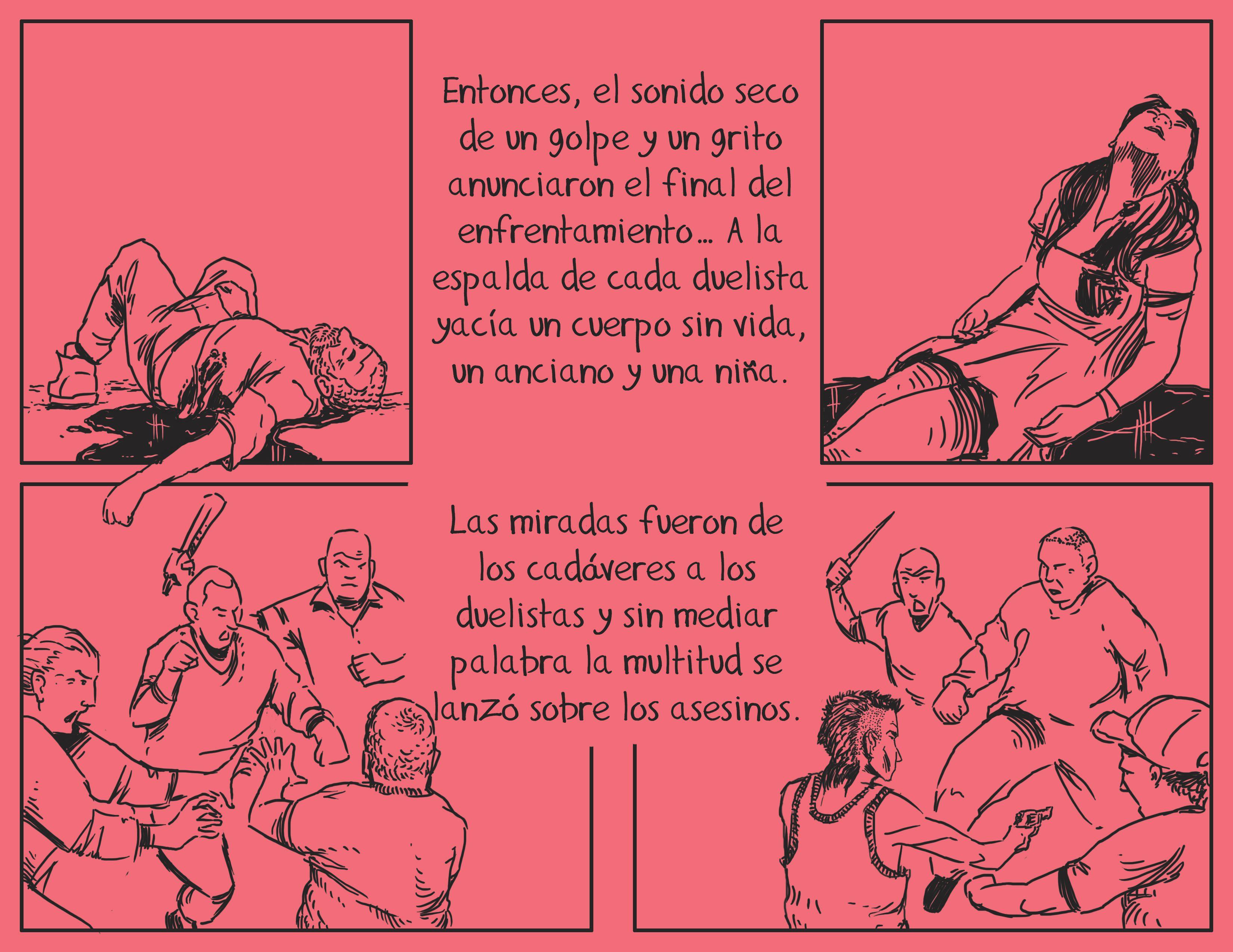 Comic Chicharrón Wéstern # 1