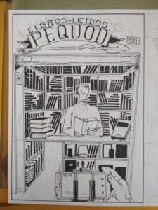 Libros Leídos Pequod Cuentico Amarillo Comic Fiesta del Libro